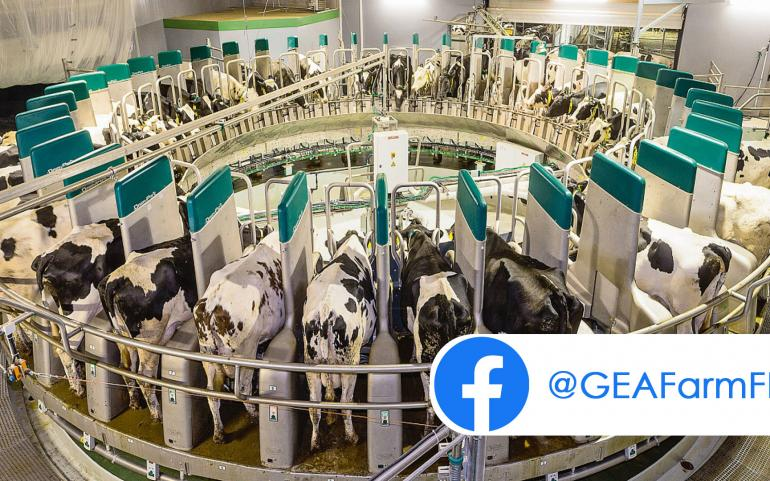 GEA Farm Technologies France lance sa page Facebook